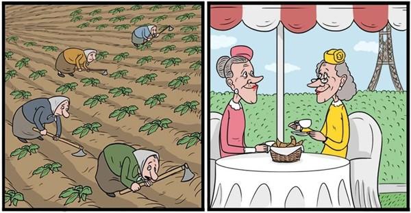 Забезпечена старість