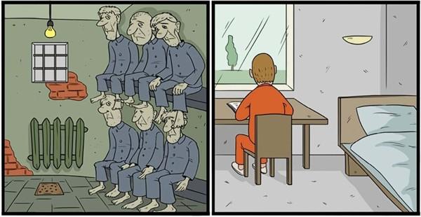 Переповнені тюрми