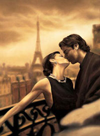 палкий поцілунок