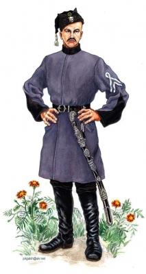 Старшина Чорних Запорожців