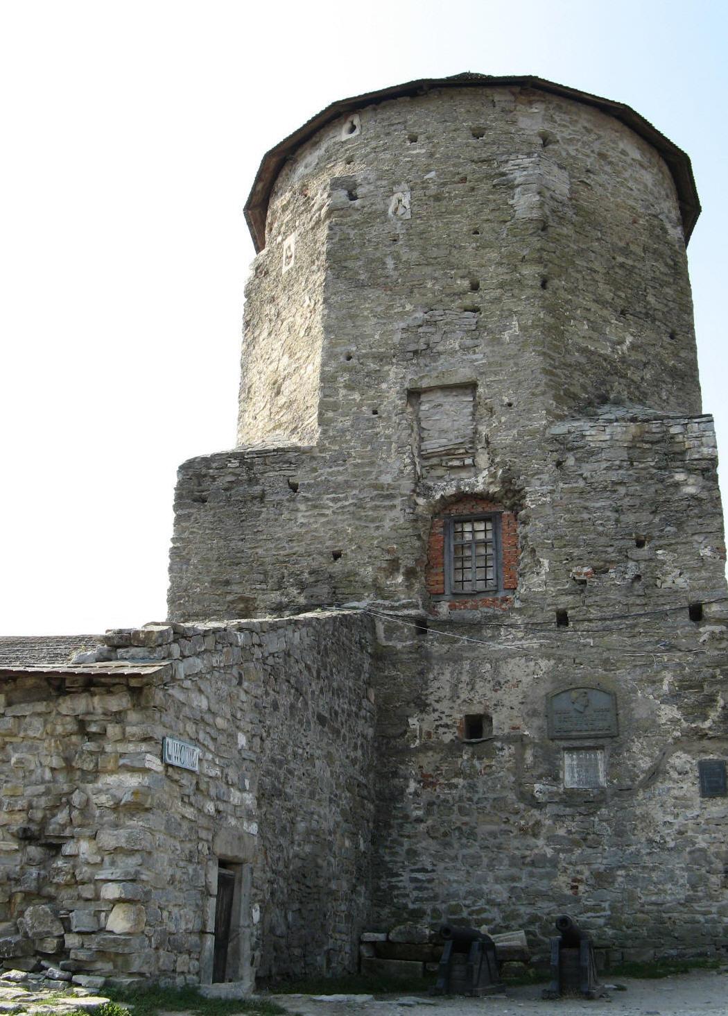 Кармелюкова башта