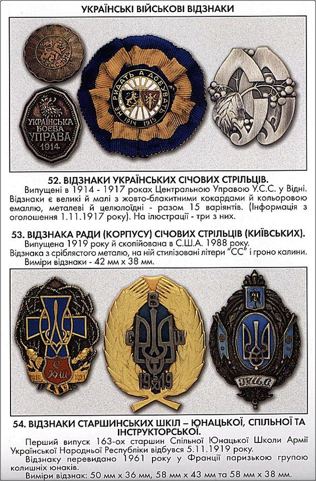 Українські військові відзнаки