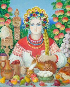 Богиня Макош