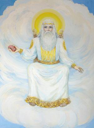 Бог - Білобог