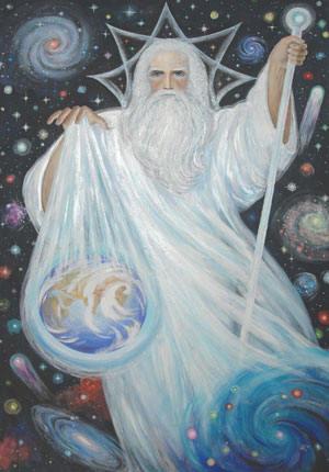 Бог - Святовит