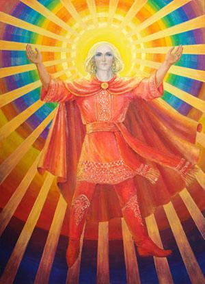 Бог - Дажбог