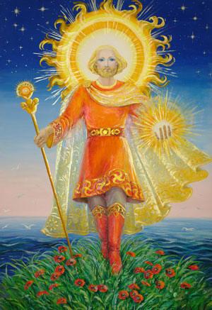 Бог - Ярило