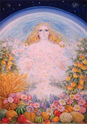 Богиня Земля Матінка