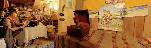 Музей Визвольної боротьби Юрія Микольского