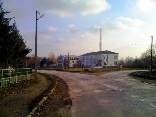Зарічанка центр села