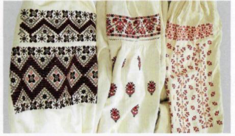 Вишиванки та традиційне вбрання Слобожанщини