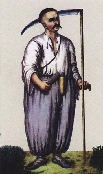 Вбрання селянина