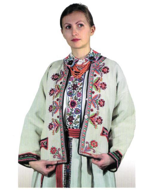 Українська кофтинка