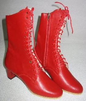 Українські жіночі чобітки