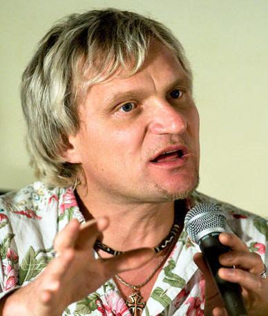 Олег Скрипка про телевізор