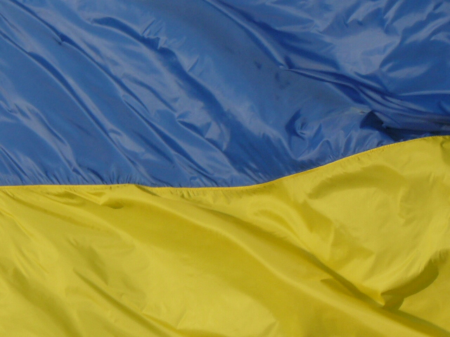 Синьо-жовтий прапор