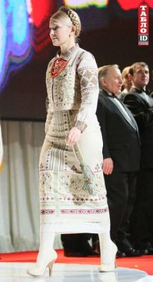 Вишивка Юлії Тимошенко