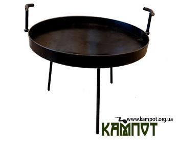 Сковорідка з диску борони