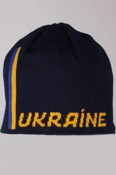 Шапка з написом Ukraine a3449dabe4fa0