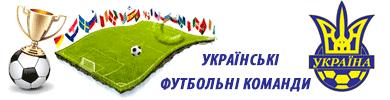 Українські футбольні команди