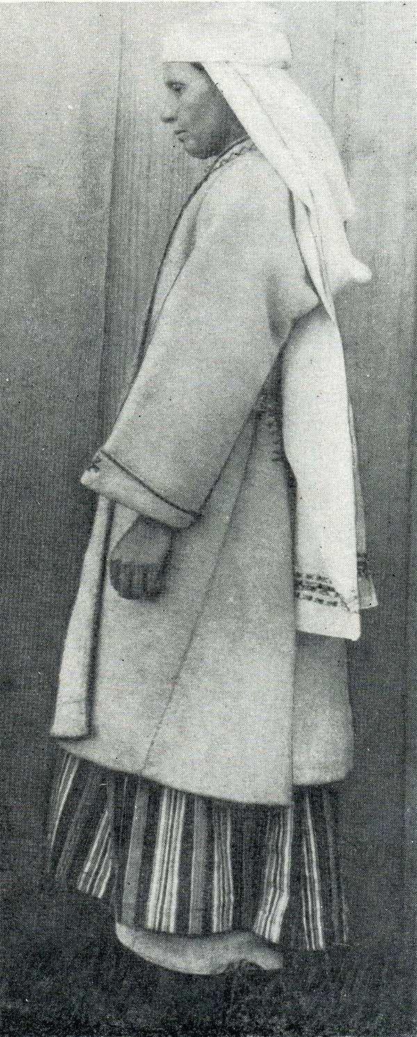 Жінка з села Вербівки