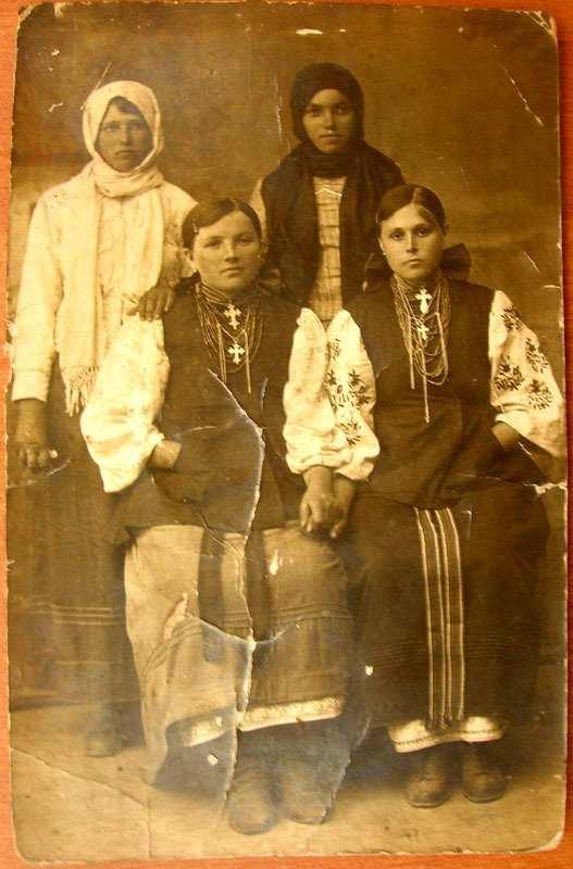 Старе фото українських жінок
