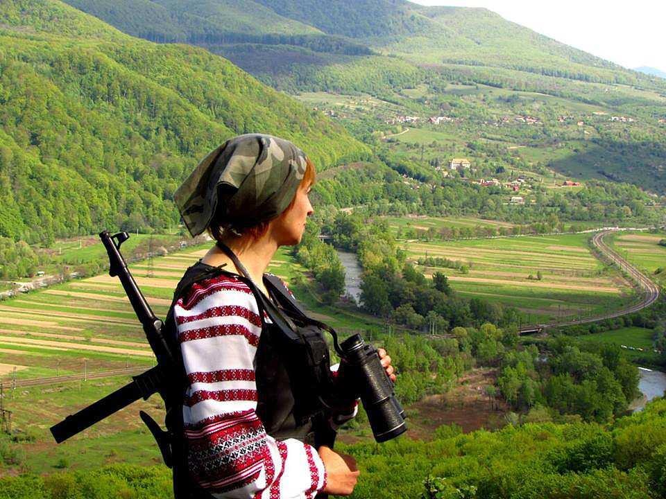 Бандерівка на захисті українських кордонів