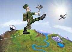 8 серпня. День військ зв'язку України