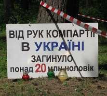 День пам'яті жертв голодоморів. 28 листопада.