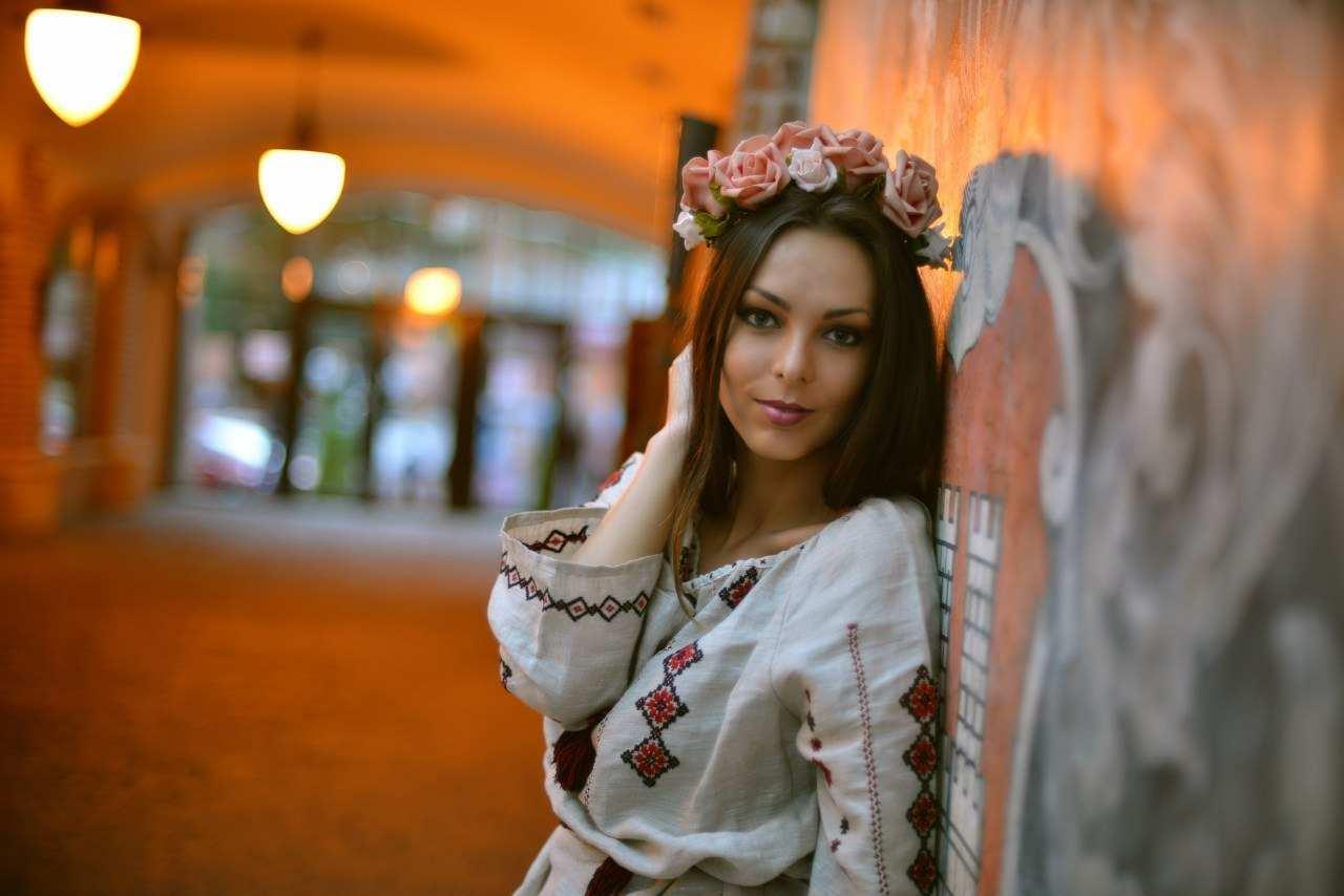 Міська україночка