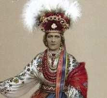 Шикарні українські жіночі строї