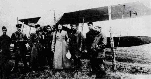 Українська авіація 1917 року