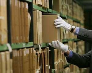 День працівників архівних установ. 24 грудня