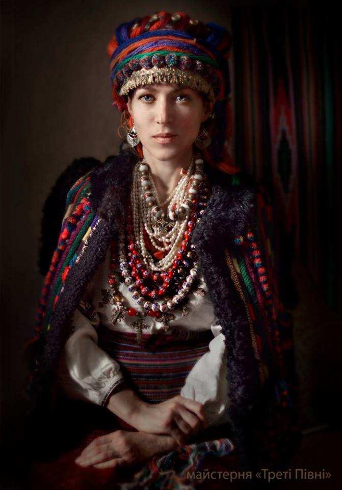 Українська панянка