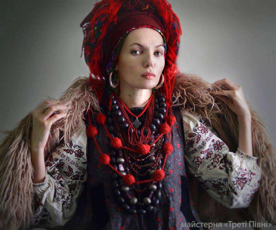 Шикарна українка