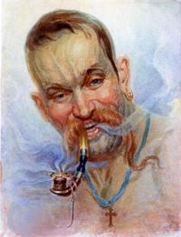 Який тютюн палили козаки?
