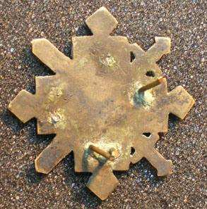 Медаль з музею Шикого