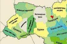 Мапа України очима українців