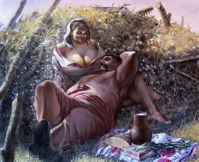 Еротика в селі