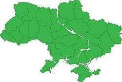 Карта України (eps, jpg)