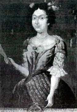 Портрет Розанди Хмельницької.