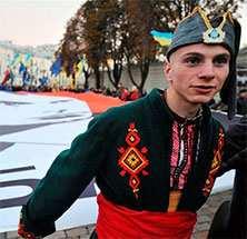 Історія українського націоналізму