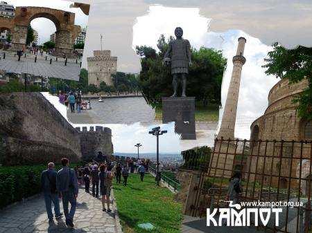 Екскурсії в Греції