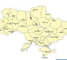 Векторні мапи України