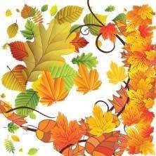 Осінні листочки