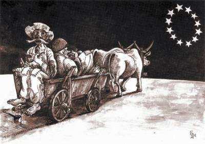 Порівняння Євросоюзу та Таможеного