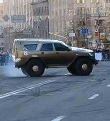 Український автомобіль ВЕПР