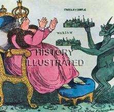 Як Московська курва Катерина знищила Запоріжську Січ