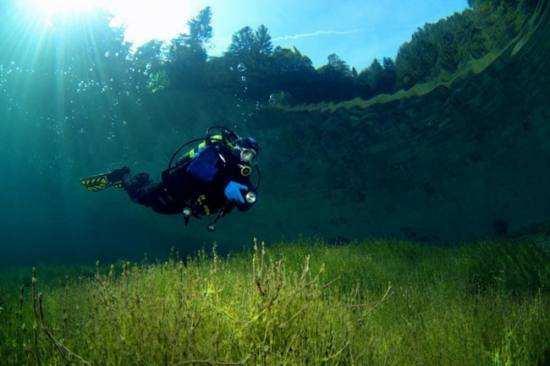 Озеро Самеранджер