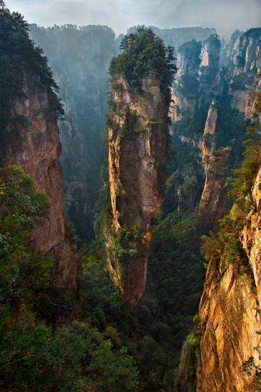 Національний парк Чжанцзяцзе